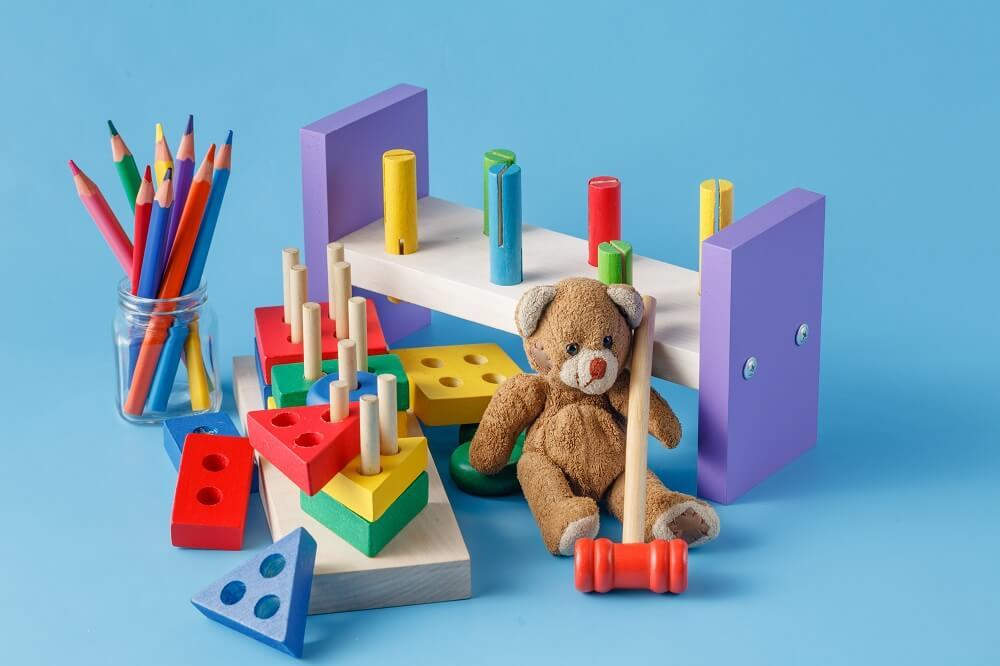 כיצד צעצועים יכולים לתרום לפיתוח החשיבה?